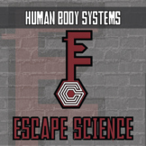 Escape Science - Human Body Systems - Escape the Room Style Activity