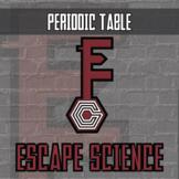 Escape Science - Periodic Table - Escape the Room Style Activity
