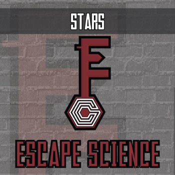 Escape Science - Stars - Escape the Room Style Activity