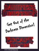 Escape The Darkness Dimension - (inspired by Stranger Things)