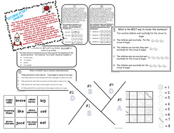Escape The Ordinary Lock Box: Escape from Space! 4th Grade STAAR REVISING Review
