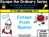 Escape The Ordinary Lock Box: Escape from Space! 4th Grade