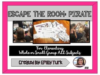 Escape The Room: Pirate