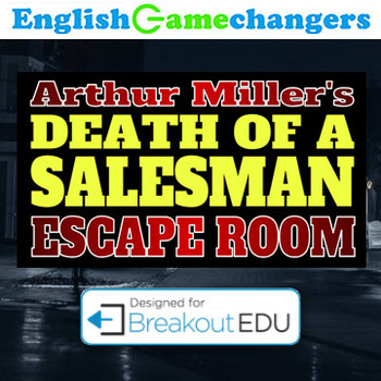 Death of a Salesman Escape Room (Breakout EDU)