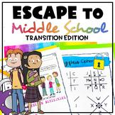 Escape To Middle School Escape Room (Middle School Transit