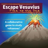 Escape Vesuvius - Flee to the Sea | A Collaborative Game t
