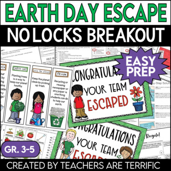 Escape and Help the Environment- A No Locks Earth Day Event