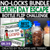 Escape and Help the Environment with Bottle Flipping STEM Challenge