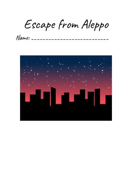 Escape from Aleppo- Chapter Comprehension Questions