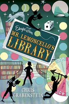 Book Study: Escape from Mr. Lemoncello's Library