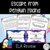 Escape from Penguin Island-An ELA Escape Room Challenge