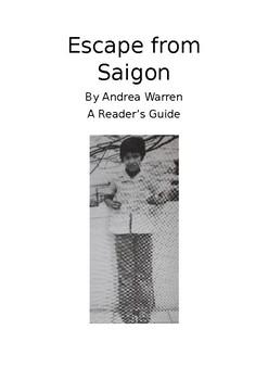 Escape from Saigon Reader's Guide