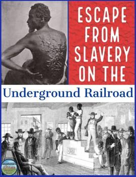 The Underground Railroad Creative Activity