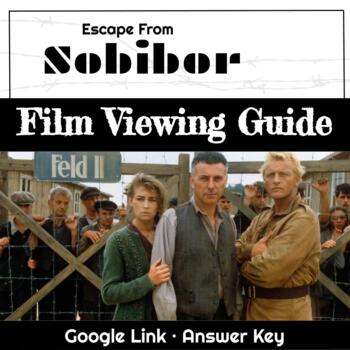 Escape from Sobibor Movie Discussion Questions