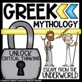 Greek Mythology Escape Room ... Escape from the Underworld