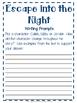 Escape into the Night Discussion prompts