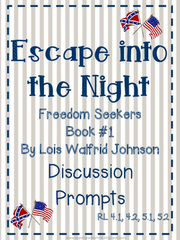 Escape into the Night Discussion prompts