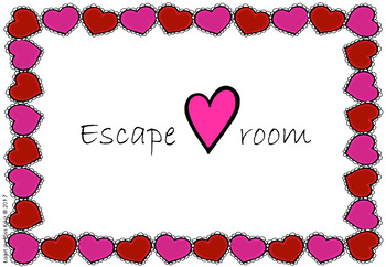 Escape room - Hjerterom (for voksne)