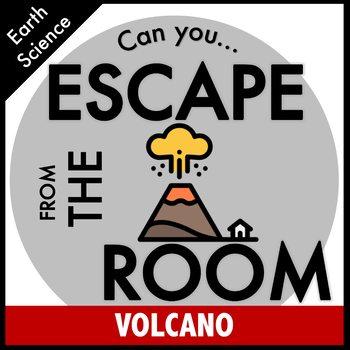 Volcano Science Escape Room
