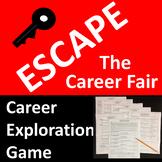 Escape the Career Fair - A Fun Career Exploration Game
