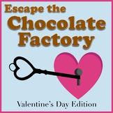 Escape the Chocolate Factory: A Valentine's Day Escape Roo