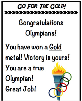 Escape the Classroom Fraction Olympic
