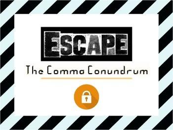 Escape the Comma Conundrum