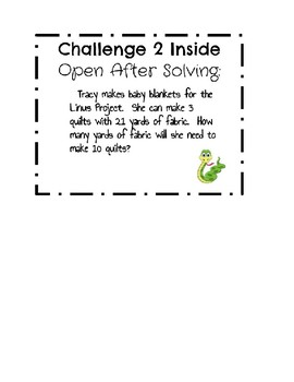 Escape the Jungle King End of the Year Math Review Grade 3