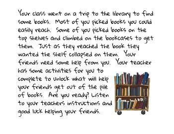 Escape the Library