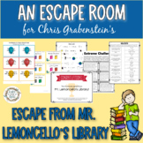 An Escape Room Challenge for Mr. Lemoncello's Library I Di