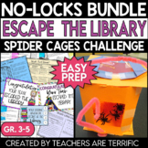 Escape the Library and Stem Challenge Bundle
