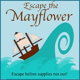 Escape the Mayflower: Thanksgiving Escape Room Activity