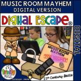 Escape the Music Room (Music Room Mayhem) - DIGITAL VERSIO