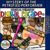 Escape the Music Room (Petrified Performer) - DIGITAL VERS
