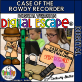 Escape the Music Room (Rowdy Recorder) - DIGITAL VERSION U
