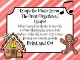 Escape the Music Room: The Great Gingerbread Escape! 6 Mus