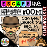 Escape the Music Room (Vanishing Violin) - An Unlock the B