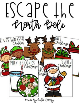 Escape the North Pole!