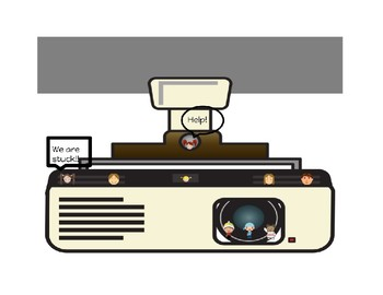 Escape the Projector