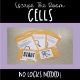 Escape the Room-Cells MS-LS1-1 MS-LS1-2