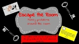 Escape the Room: Counting and Solving Money Problems