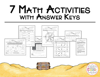 Escape the Room - Multiplication (4th Grade)