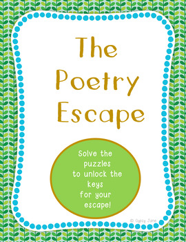 Escape the Room-Poetry