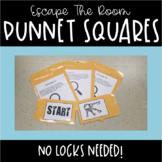 Escape the Room-Punnett Squares