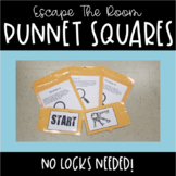 Escape the Room-Punnett Squares