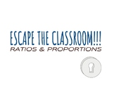 Escape the Room - Ratios & Proportions