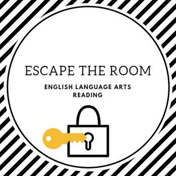 *NEW* Escape the Room Reading Game