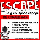 Escape Room: The Great Space Escape