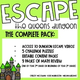 Escape the Room: The Queen's Dungeon Challenge