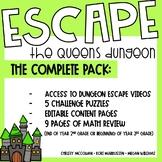 Escape Room: The Queen's Dungeon Challenge